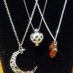 Pendants on Chains  (NEW)