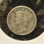Lot 128 - 1944 Mercury Dime