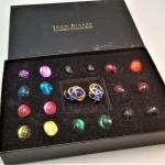 Lot #105  Joan Rivers Earring Collection in original box