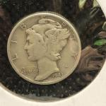 Lot 127 - 1943 Mercury Dime