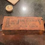 Jim Dandy Alcohol blow torch