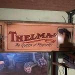 Thelma the queen of perfumes