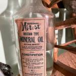 Hi-Test Russian Mineral Oil bottle
