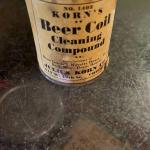 Korn's Beer Coil compound