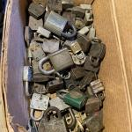 Box of locks