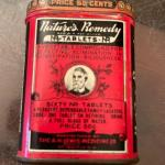 Natures remedy elixer pellets tin