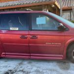 2007 DODGE CARAVAN HANDICAP DOOR / RAMP