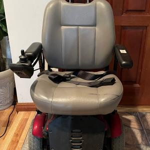 Photo of JET 3 ELECTRIC WHEEL CHAIR ADJUSTABLE