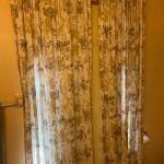 Lot UP88: Two Curtain Panels