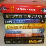 7 Like new Books Buy all 7 for $5.00----