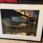 """388 Jay Schadler """"Tracy's Roof Dream"""" Signed Framed Photograph"""