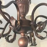 Lot 75:  Home Lighting Decorative Chandelier