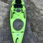 12 ft Wilderness Tarpon Kayak..paddles extra