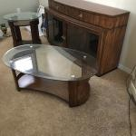 TV console,coffee table & end table