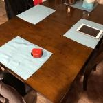Open kitchen table t