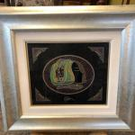 Lot 154. Original #386, Martiros Manoukian, 2003, Framed art, Mixed Media, Art D