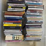 Lot 136. Approximately 55 CDs--WAS $50–NOW $37.50
