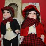LOT 661. HEIRLOOMS TO REMEMBER DOLLS
