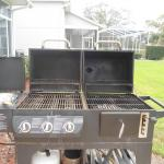 Smoke Canyon Trio Grill Model Number GR2247702-SC