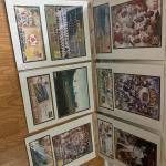 Lot of 6 - (5) Boston Red Sox & (1) New England Patriots Photo/Poster & Cancelle