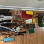 Lot of Train Accessories