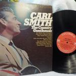 """ Carl Smith LP "". "" The Country Gentleman."