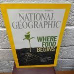 1238 - Sept 2008 National Geographic Magazine