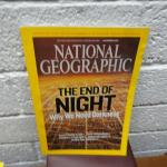1240 - Nov 2008 National Geographic Magazine
