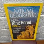 1241 - Dec 2008 National Geographic Magazine
