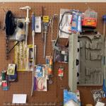 G1034 Lot of Misc Tools