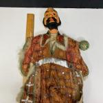 Vintage Asian Chinese Opera Glove Hand Puppet Man YD#020-1220-00141