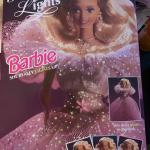 NRFB 27 yrs young  Twinkling Barbie