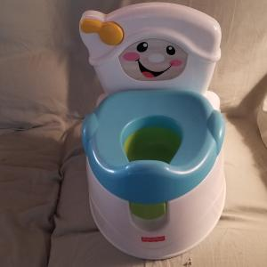 Photo of Fisher-Price Learn to Flush Potty