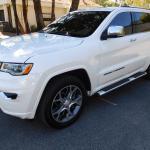 Jeep, Grand Cherokee Overland 2020