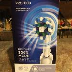 OralB Electric Rechargeable Toothbrush