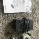 Infrared Photorelay/Alarm and Phillips Observation Camera