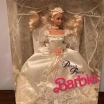 1991 Barbie DREAM BRIDE WEDDING ROMANCE IN SATIN & LACE #1623