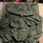 US Military Field Pack