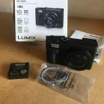 Panasonic  Lumix DC-ZS70 camera like-new in box