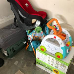 Photo of Baby/Toddler Items