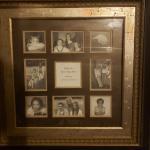 Kirkland framed collage