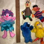 Sesame Street Character Plush