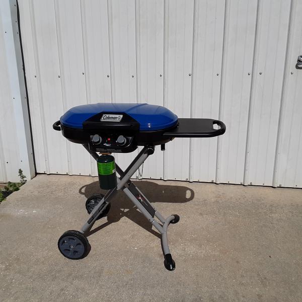 Photo of Coleman Roadtrip X-Cursion propane grill