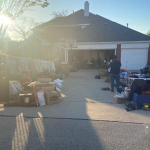 Photo of Garage sale Friday and Saturday  19th and 20th