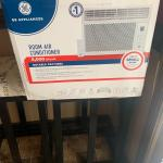 Brand new window air conditioner still in box