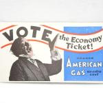 VOTE the Economy Ticket - American Gas