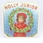 Holly Junior Christmas Ephemera