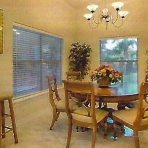 Photo of Dining Room Table with 6 chairs (Ashley)
