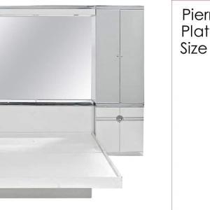 Photo of Pierre Cardin Bed Platform Set