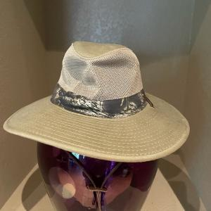 Photo of Redhead cool mesh outback hat